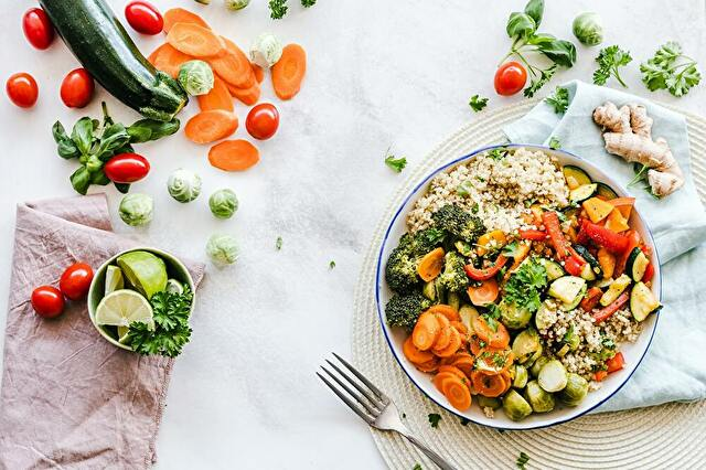 菜食を始めて一ヶ月の男性の、オシャレな食生活 – 海外ヴィーガンニュース