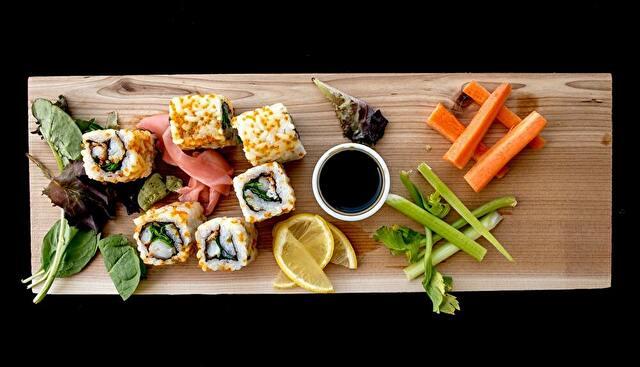 料理ともうひとつ、大切なものを世界に提供するお寿司屋さん – 海外ヴィーガンニュース